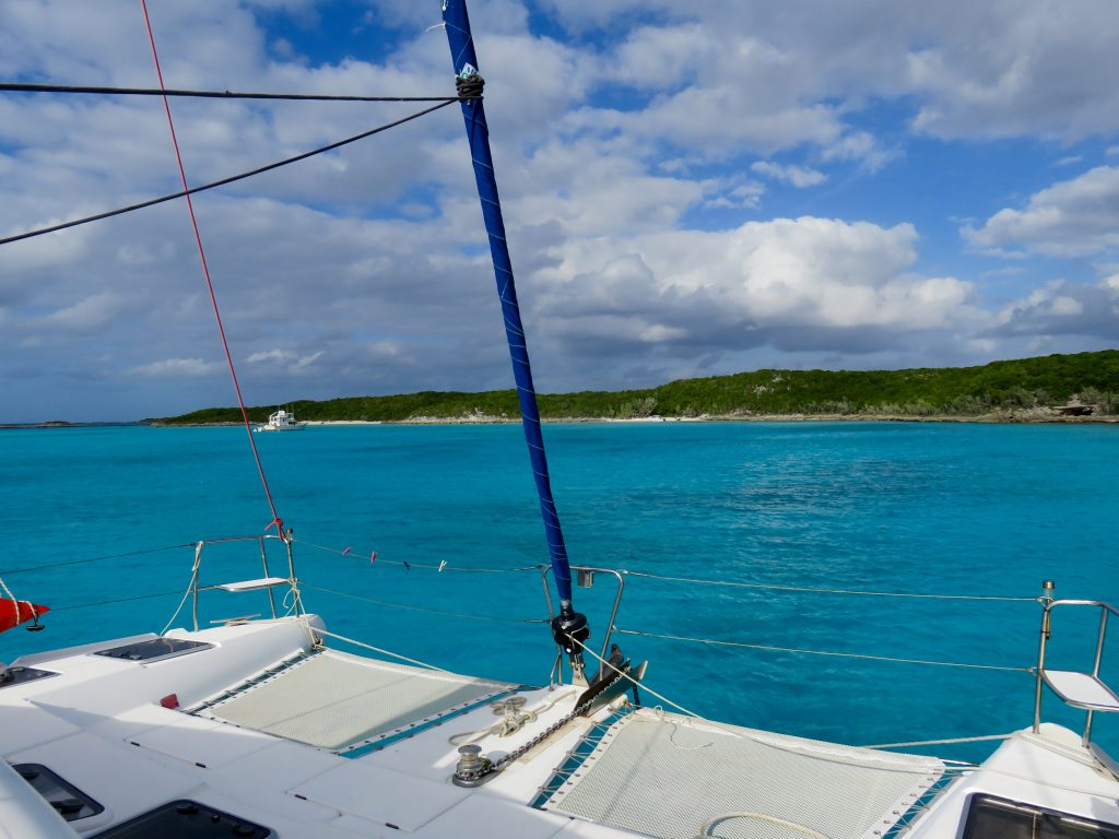 Staniel Cay | SV Seas the Day